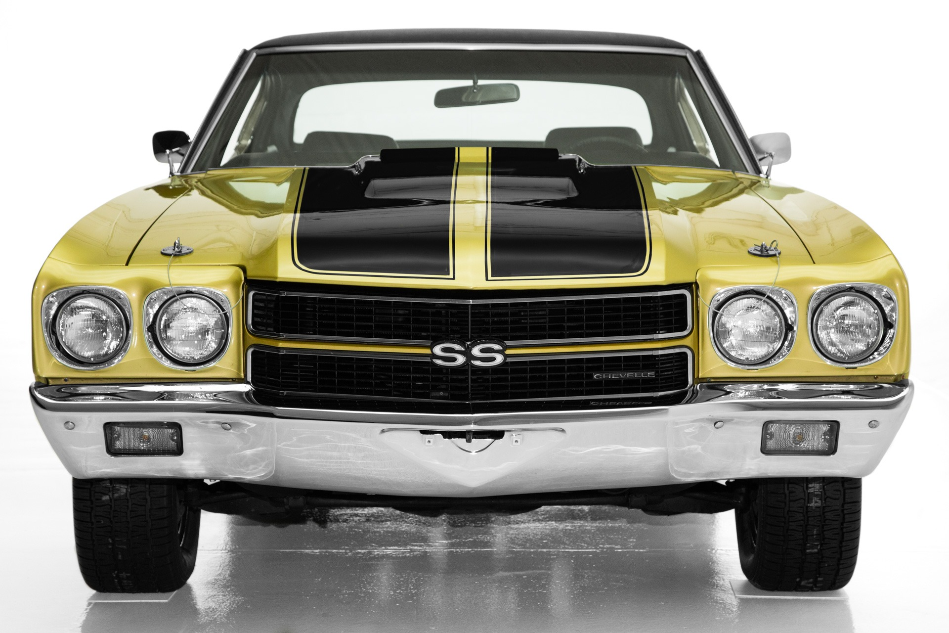 For Sale Used 1970 Chevrolet Chevelle Real SS 396 Build Sheet | American Dream Machines Des Moines IA 50309
