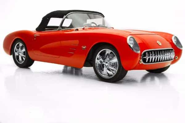 1954 Chevrolet Corvette Resto-Mod Incredible