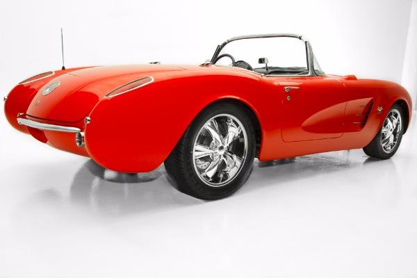 1954 Chevrolet Corvette Resto-Mod Incredible -