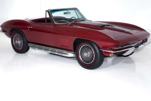1967 Chevrolet Corvette 427/435 Tri-Power