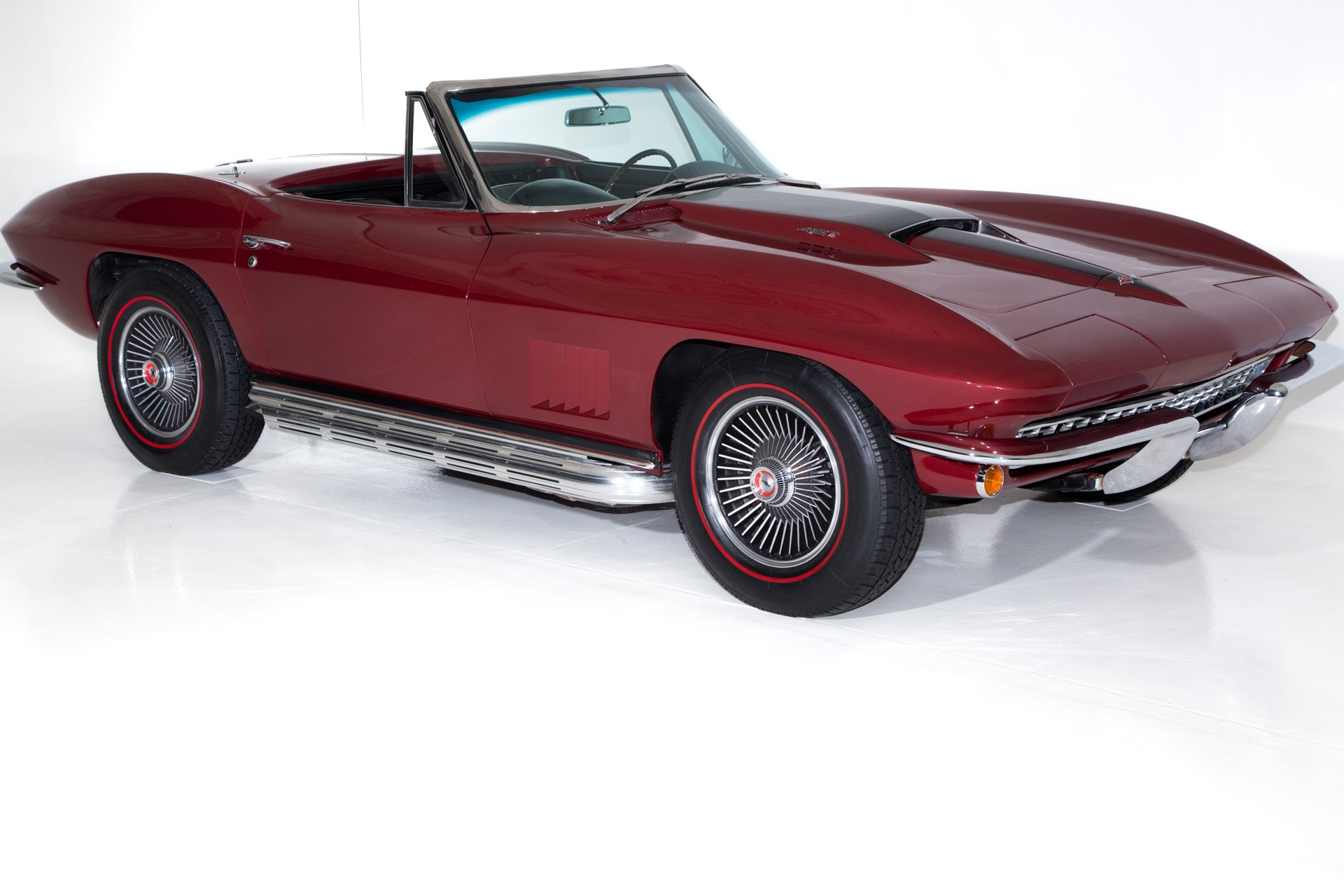 1967 Chevrolet Corvette 427/435 Tri-Power -