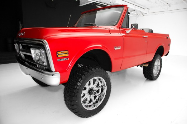 For Sale Used 1971 GMC Jimmy 4x4 Blazer Houndstooth | American Dream Machines Des Moines IA 50309