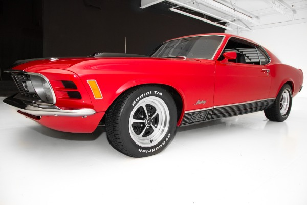 For Sale Used 1970 Ford Mustang Mach1 351 Cleveland 4-Speed | American Dream Machines Des Moines IA 50309