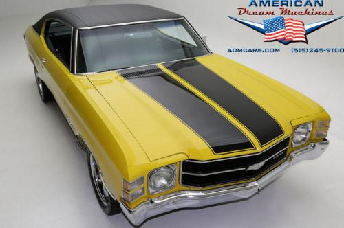 For Sale Used 1971 Chevrolet Chevelle coupe | American Dream Machines Des Moines IA 50309