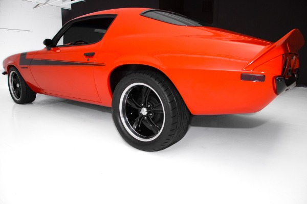 For Sale Used 1970 Chevrolet Camaro Resto-Mod 396 | American Dream Machines Des Moines IA 50309