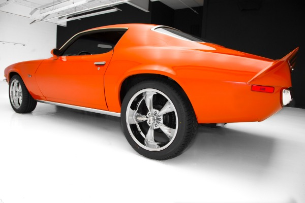 For Sale Used 1972 Chevrolet Camaro Aluminum Heads 4-speed | American Dream Machines Des Moines IA 50309
