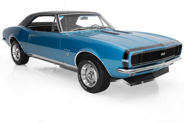 1967 Chevrolet Camaro Real RS/SS 3L 4N 396/325 -