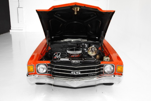For Sale Used 1972 Chevrolet Chevelle 454 A/C Foose Chrome | American Dream Machines Des Moines IA 50309