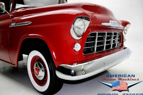 For Sale Used 1956 Chevrolet 3100 Pickup Step Side Pickup | American Dream Machines Des Moines IA 50309
