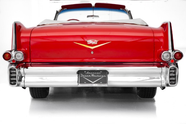For Sale Used 1957 Cadillac Series 62 Convertible AC | American Dream Machines Des Moines IA 50309