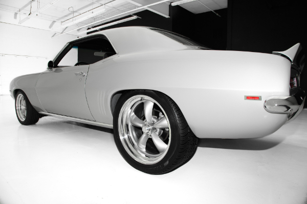 For Sale Used 1969 Chevrolet Camaro 5-speed A/C, PW, PB | American Dream Machines Des Moines IA 50309