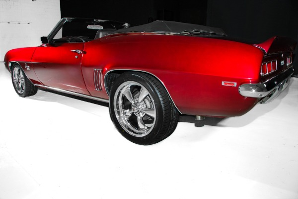 For Sale Used 1969 Chevrolet Camaro Brandywine 383/500hp | American Dream Machines Des Moines IA 50309