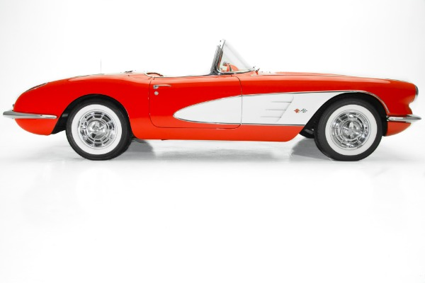1958 Chevrolet Corvette 283/245 dual quads