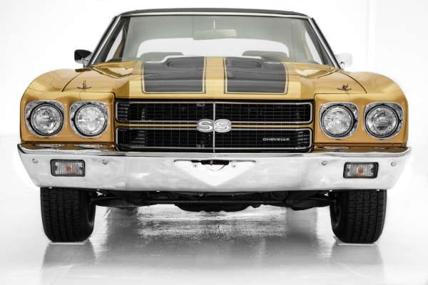 1970 Chevrolet Chevelle True SS s Matching 396