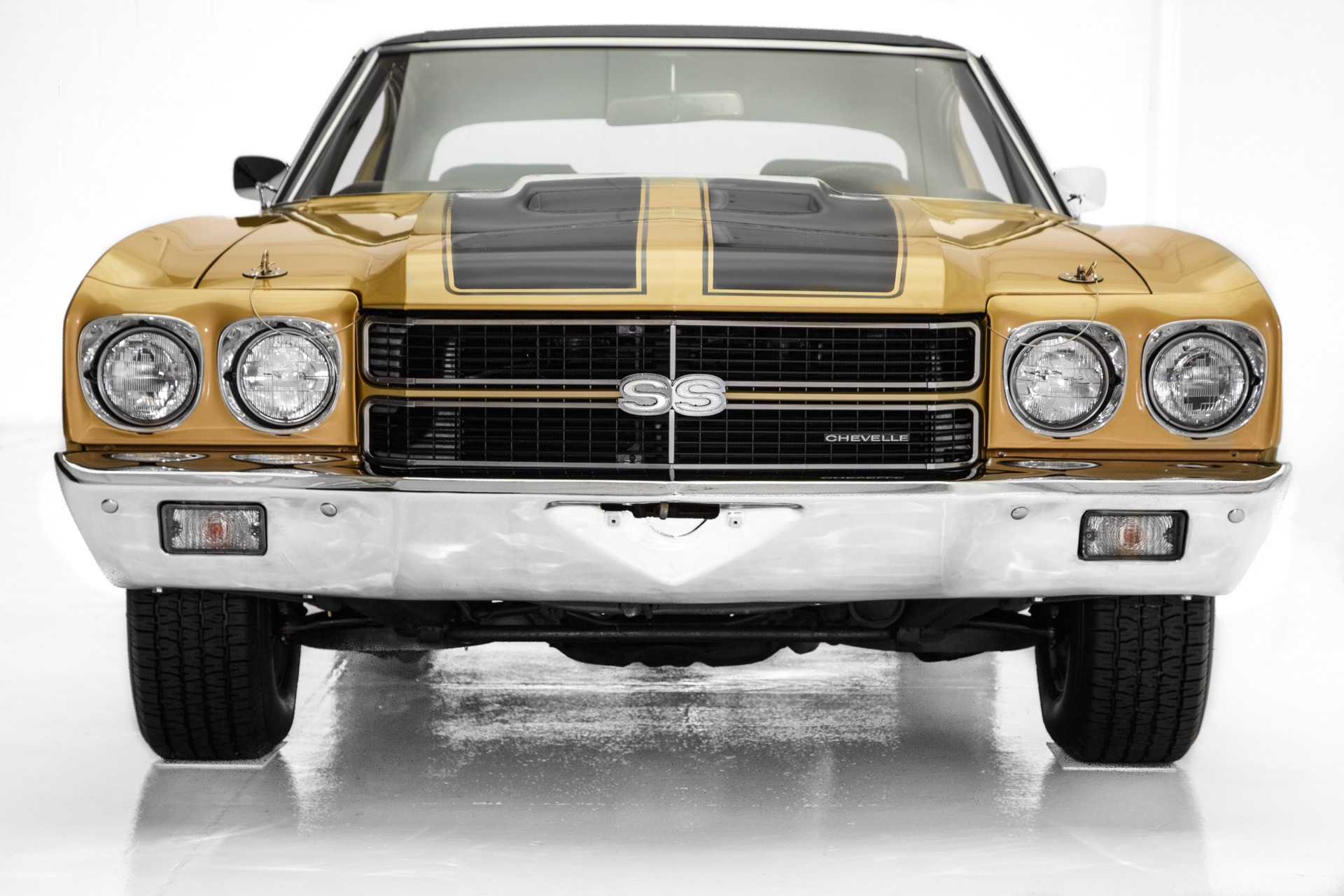 1970 Chevrolet Chevelle True SS #\'s Matching 396 - American Dream ...