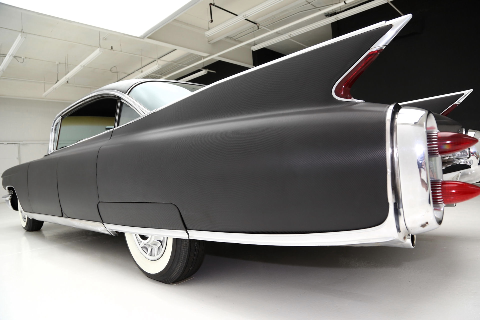 1960 Cadillac Fleetwood V8 1 Of 1 Carbon Caddy American Dream Machines Classic Cars Muscle