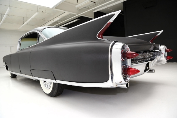 For Sale Used 1960 Cadillac Fleetwood V8 1 of 1 Carbon Caddy | American Dream Machines Des Moines IA 50309