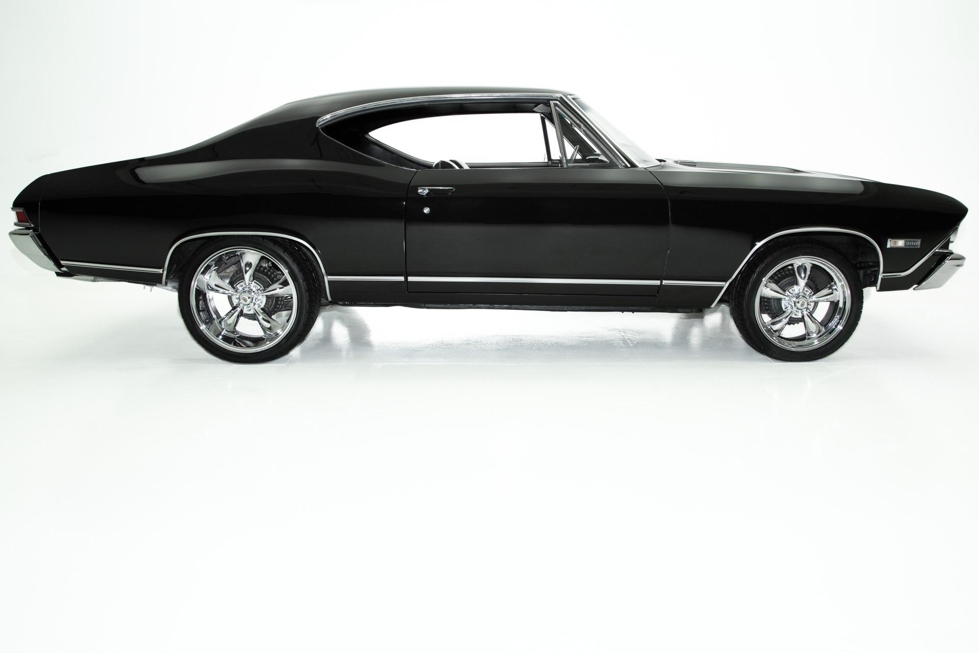 1968 Chevrolet Chevelle Ss 396 4 Speed 12 Bolt
