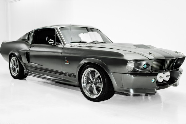 1967 Ford Mustang Eleanor Grey 428ci 5 speed
