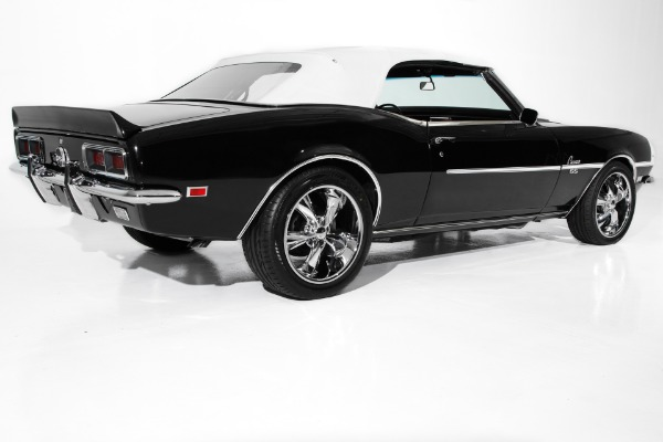 For Sale Used 1968 Chevrolet Camaro Black Pro-Tour 502 6-Spd | American Dream Machines Des Moines IA 50309