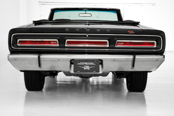 For Sale Used 1969 Dodge Coronet R/T Rotisserie Restored | American Dream Machines Des Moines IA 50309