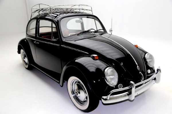 1966 Volkswagen Beetle Beautiful Restoration - American Dream Machines | Classic Cars | Muscle Cars