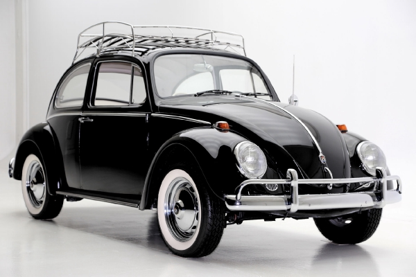1966 Volkswagen Beetle Beautiful Restoration