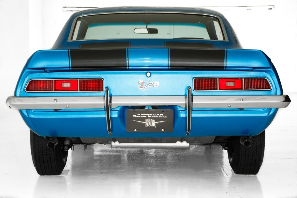 For Sale Used 1969 Chevrolet Camaro Z28 DZ302 X-33 Rotisserie | American Dream Machines Des Moines IA 50309