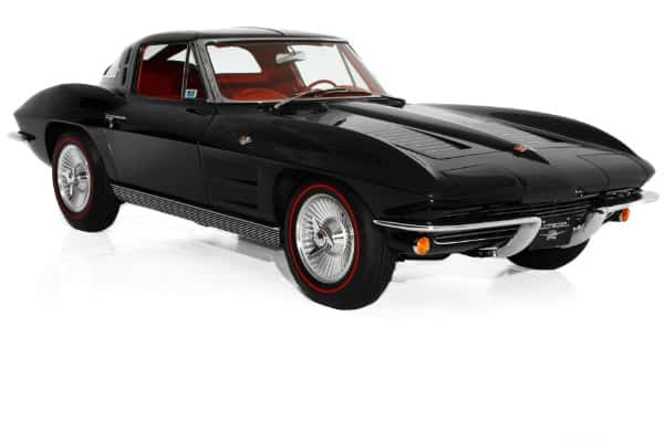 For Sale Used 1963 Chevrolet Corvette NCRS TopFlight Winner | American Dream Machines Des Moines IA 50309