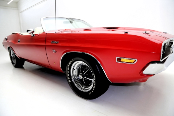 1970 Dodge Challenger Convertible 383 big block