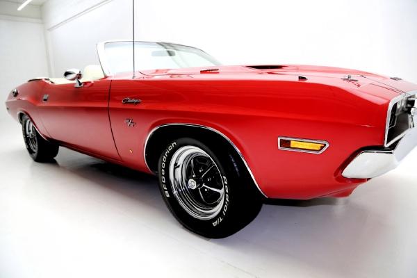 1970 Dodge Challenger Convertible 383 big block