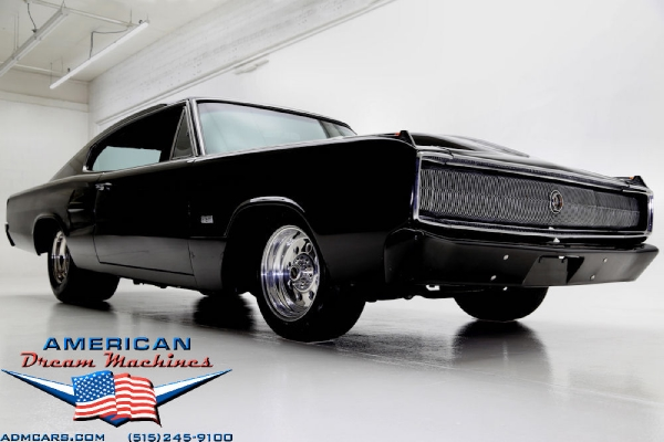 For Sale Used 1967 Dodge Charger Pro-Street 5.7 Hemi  | American Dream Machines Des Moines IA 50309