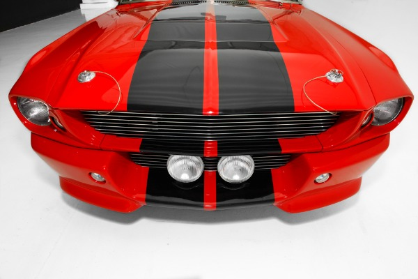 For Sale Used 1968 Ford Mustang Red/Black Eleanor 5-speed | American Dream Machines Des Moines IA 50309
