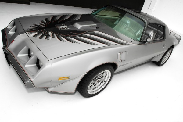 For Sale Used 1979 Pontiac Trans Am 400/600hp, 5-Speed Silver | American Dream Machines Des Moines IA 50309