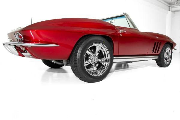 1965 Chevrolet Corvette Candy Brandywine