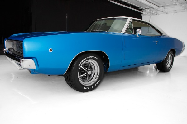 For Sale Used 1968 Dodge Charger RT 440 4-Speed PS PB AC | American Dream Machines Des Moines IA 50309