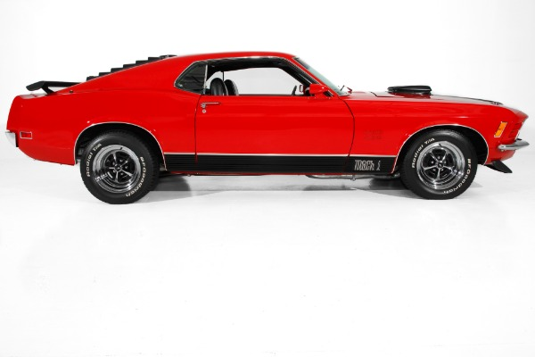 For Sale Used 1970 Ford Mustang BOSS 429 Pro-Street Beast | American Dream Machines Des Moines IA 50309