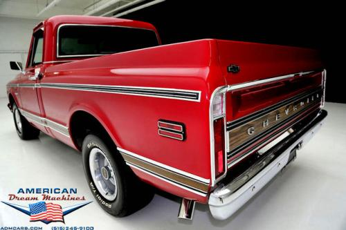 For Sale Used 1969 Chevrolet C10 Pickup 350 CI, Tilt, PS  Pickup | American Dream Machines Des Moines IA 50309