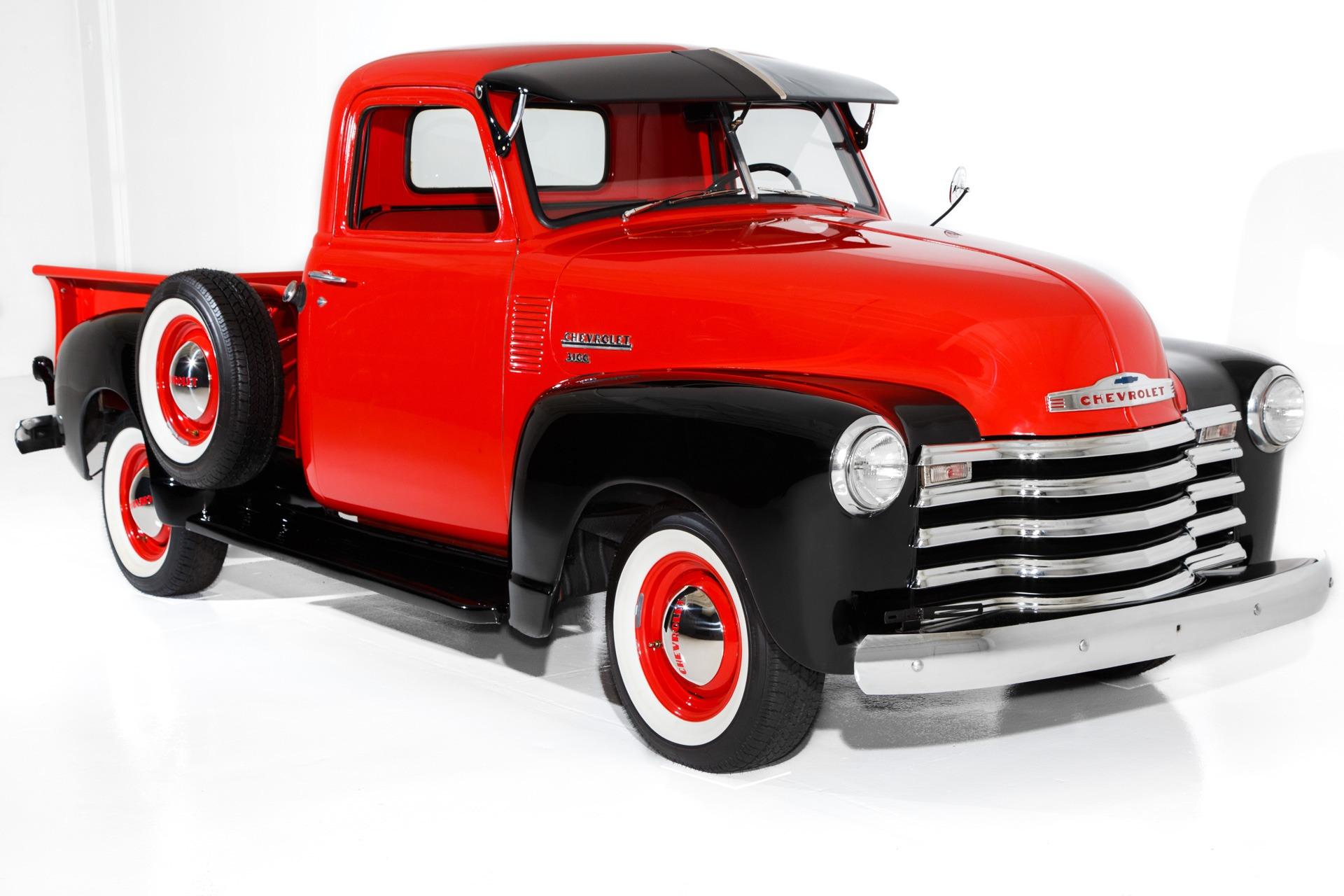 1949 Chevrolet Pickup Extensive Restoration