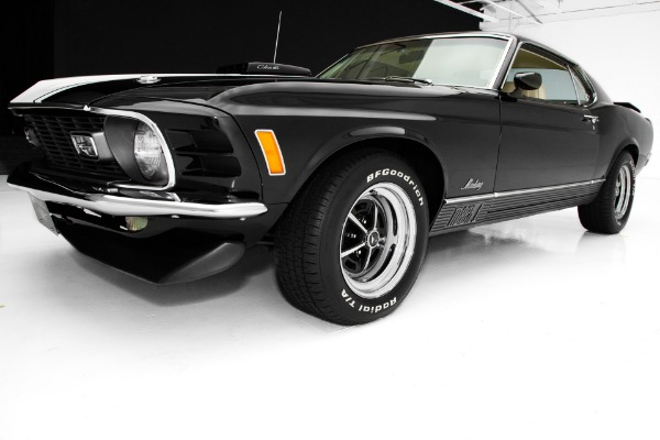 For Sale Used 1970 Ford Mustang Cobra Jet 428 Ram Air 4 Speed | American Dream Machines Des Moines IA 50309