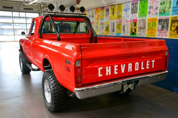 For Sale Used 1968 Chevrolet Pickup K20 4WD 5-SPD AC PS PB | American Dream Machines Des Moines IA 50309