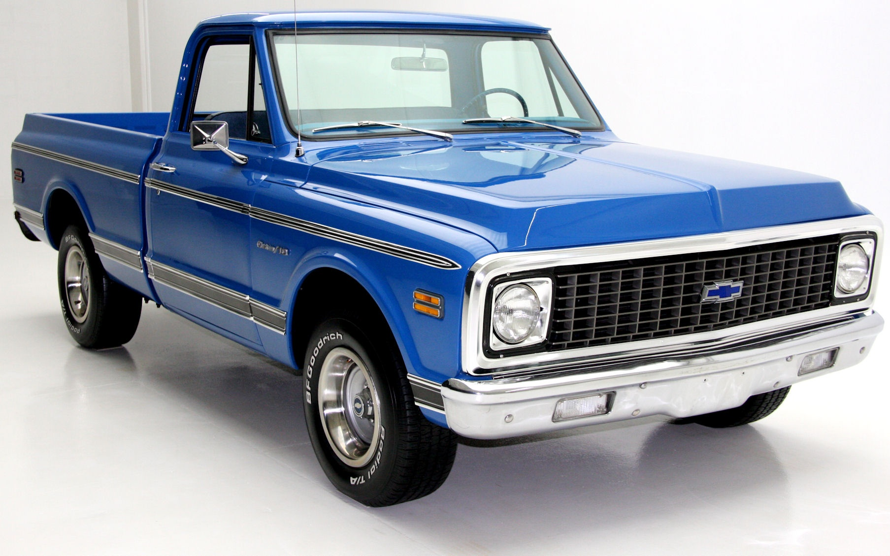 1971 Chevrolet C10 Pickup Short Box 2wd American Dream