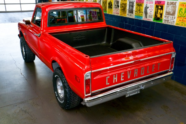 For Sale Used 1972 Chevrolet Pickup 4x4 Awesome Show Truck | American Dream Machines Des Moines IA 50309