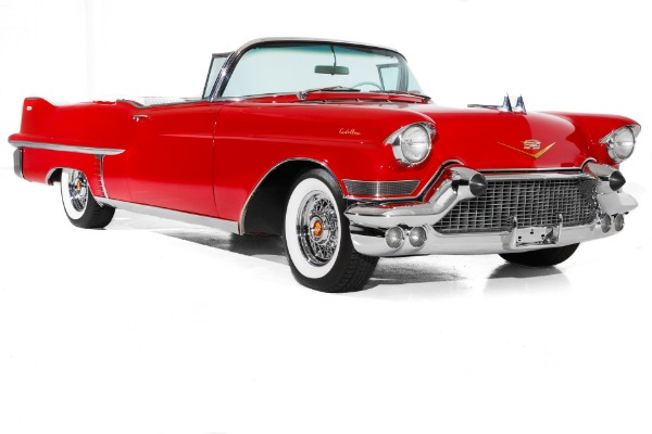 For Sale Used 1957 Cadillac Series 62 Factory AC PS PB PW | American Dream Machines Des Moines IA 50309