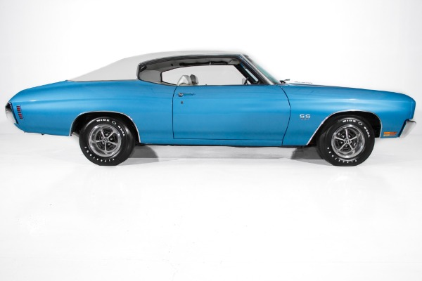 For Sale Used 1970 Chevrolet Chevelle SS, #'s Match, Frame-Off | American Dream Machines Des Moines IA 50309