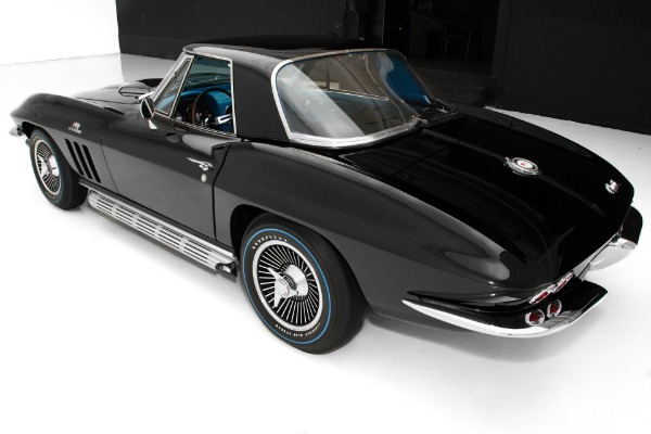 For Sale Used 1965 Chevrolet Corvette L78 396/425 Frame-Off | American Dream Machines Des Moines IA 50309