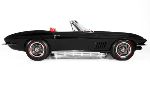 For Sale Used 1967 Chevrolet Corvette 427/435hp Frame-Off | American Dream Machines Des Moines IA 50309
