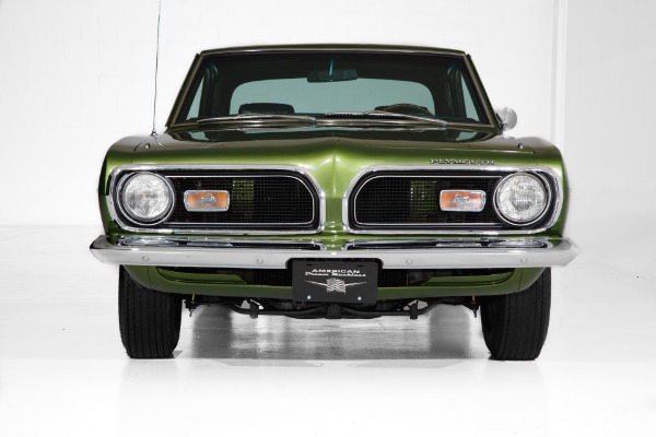 For Sale Used 1969 Plymouth Barracuda Formula S Documented | American Dream Machines Des Moines IA 50309