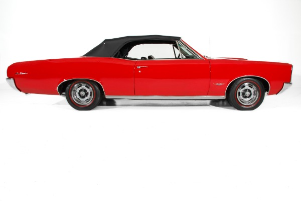 For Sale Used 1966 Pontiac GTO 4-Speed, 3-2's  Frame off | American Dream Machines Des Moines IA 50309