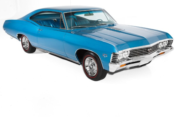 For Sale Used 1967 Chevrolet Impala RARE SS 427/385hp 4-Speed | American Dream Machines Des Moines IA 50309